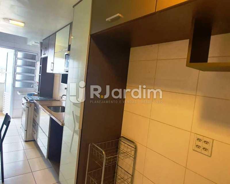 Cozinha  - Apartamento À Venda - Laranjeiras - Rio de Janeiro - RJ - LAAP32192 - 16
