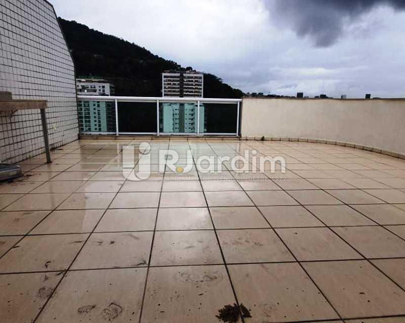 Terraço - Apartamento À Venda - Laranjeiras - Rio de Janeiro - RJ - LAAP32192 - 11