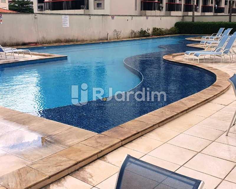 Piscina  - Apartamento À Venda - Laranjeiras - Rio de Janeiro - RJ - LAAP32192 - 14