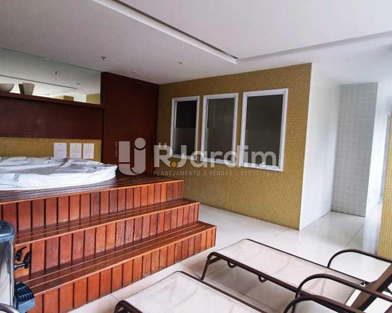 Sauna/ Jacuzzi  - Apartamento À Venda - Laranjeiras - Rio de Janeiro - RJ - LAAP32192 - 20