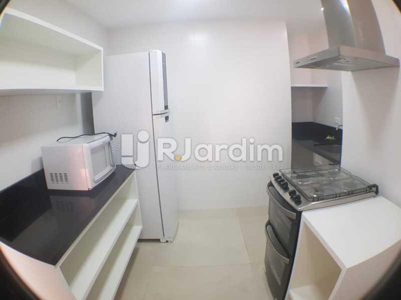 Cozinha - Apartamento à venda Avenida Lineu de Paula Machado,Jardim Botânico, Zona Sul,Rio de Janeiro - R$ 2.380.000 - LAAP32193 - 17