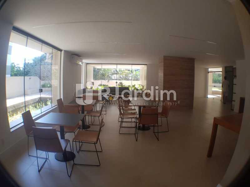 Condomínio - Apartamento à venda Avenida Lineu de Paula Machado,Jardim Botânico, Zona Sul,Rio de Janeiro - R$ 2.380.000 - LAAP32193 - 22