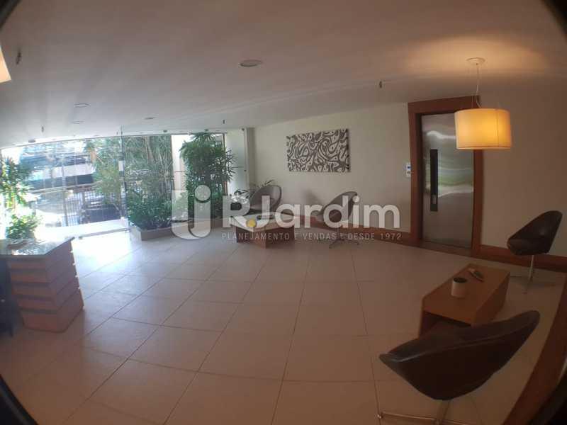 Portaria - Apartamento à venda Avenida Lineu de Paula Machado,Jardim Botânico, Zona Sul,Rio de Janeiro - R$ 2.380.000 - LAAP32193 - 20