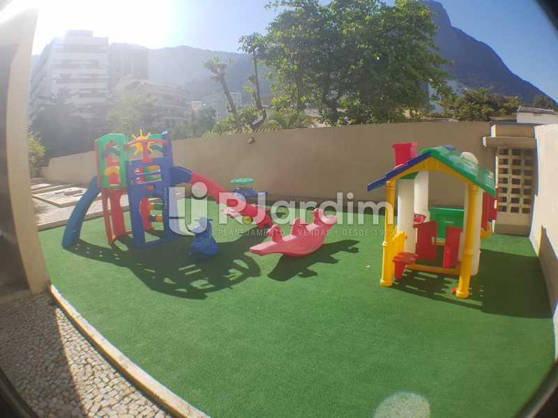 Brinquedoteca - Apartamento à venda Avenida Lineu de Paula Machado,Jardim Botânico, Zona Sul,Rio de Janeiro - R$ 2.380.000 - LAAP32193 - 24