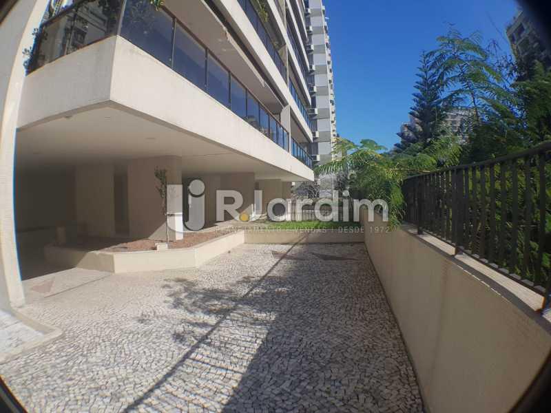 Condomínio - Apartamento à venda Avenida Lineu de Paula Machado,Jardim Botânico, Zona Sul,Rio de Janeiro - R$ 2.380.000 - LAAP32193 - 19