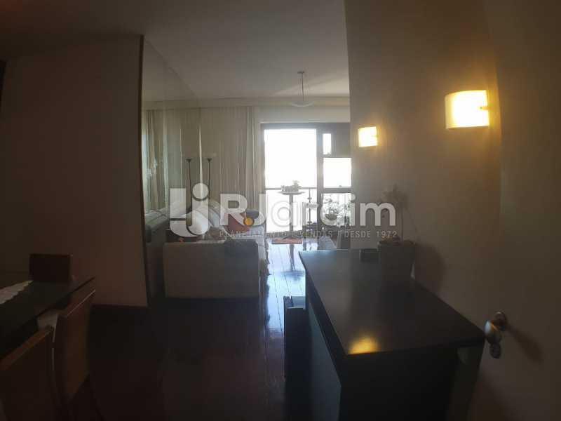 Sala - Apartamento à venda Avenida Lineu de Paula Machado,Jardim Botânico, Zona Sul,Rio de Janeiro - R$ 2.380.000 - LAAP32193 - 4