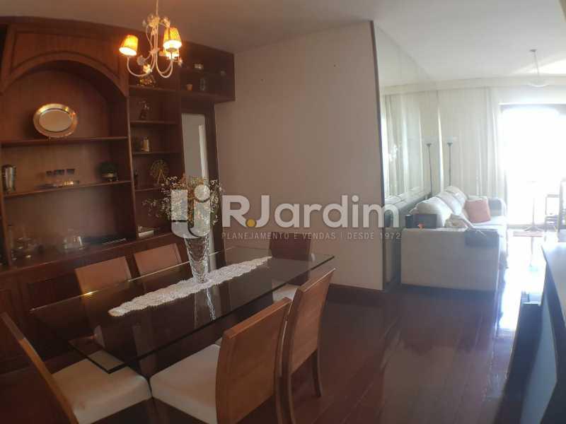 Sala - Apartamento à venda Avenida Lineu de Paula Machado,Jardim Botânico, Zona Sul,Rio de Janeiro - R$ 2.380.000 - LAAP32193 - 5