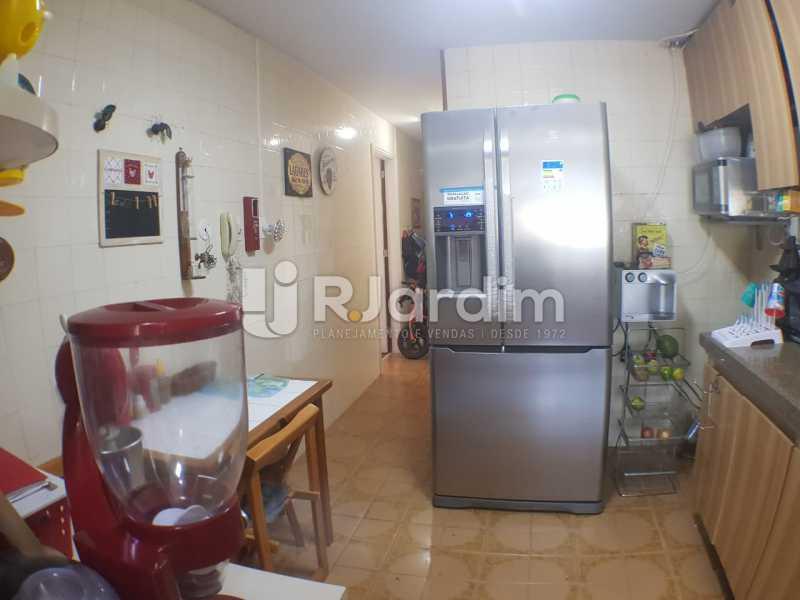 Cozinha - Apartamento à venda Avenida Lineu de Paula Machado,Jardim Botânico, Zona Sul,Rio de Janeiro - R$ 2.380.000 - LAAP32193 - 16