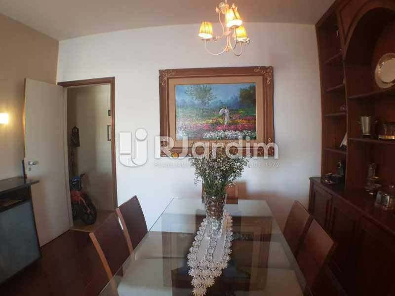 Sala - Apartamento à venda Avenida Lineu de Paula Machado,Jardim Botânico, Zona Sul,Rio de Janeiro - R$ 2.380.000 - LAAP32193 - 8