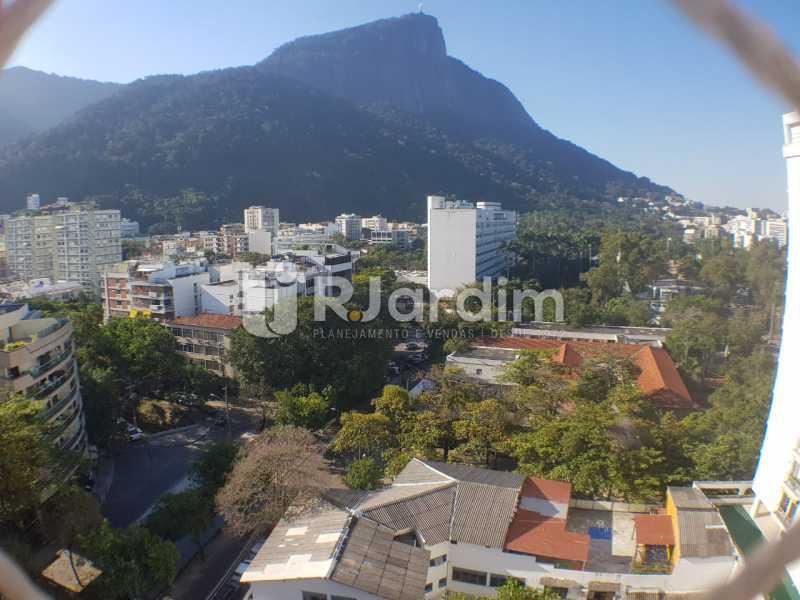 Vista - Apartamento à venda Avenida Lineu de Paula Machado,Jardim Botânico, Zona Sul,Rio de Janeiro - R$ 2.380.000 - LAAP32193 - 15