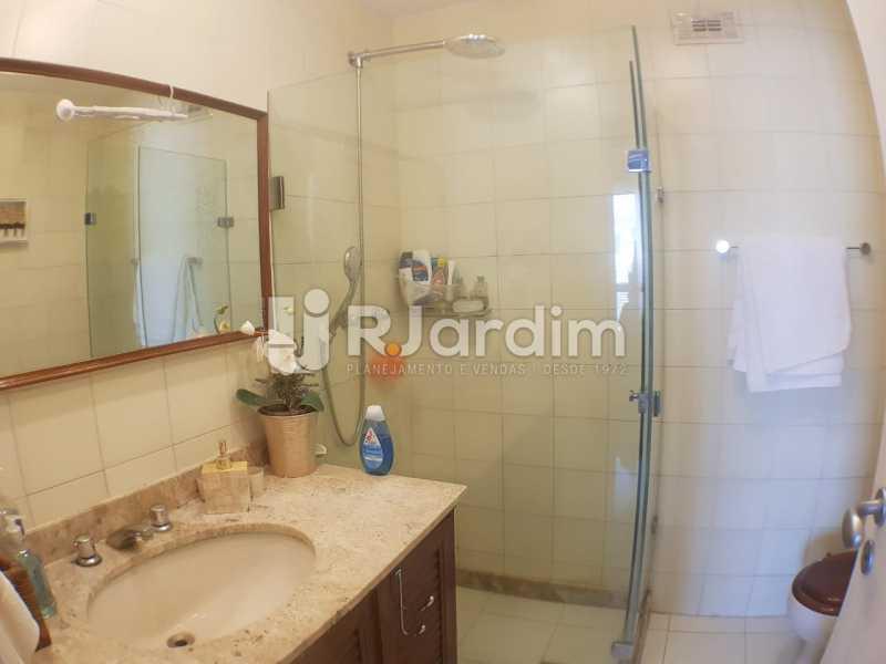 Banheiro - Apartamento à venda Avenida Lineu de Paula Machado,Jardim Botânico, Zona Sul,Rio de Janeiro - R$ 2.380.000 - LAAP32193 - 18