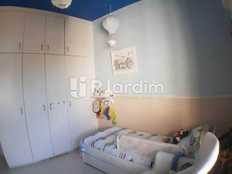 Quarto - Apartamento à venda Avenida Lineu de Paula Machado,Jardim Botânico, Zona Sul,Rio de Janeiro - R$ 2.380.000 - LAAP32193 - 11