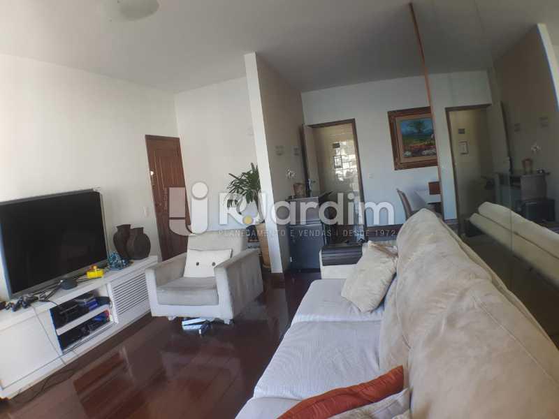 Sala - Apartamento à venda Avenida Lineu de Paula Machado,Jardim Botânico, Zona Sul,Rio de Janeiro - R$ 2.380.000 - LAAP32193 - 1