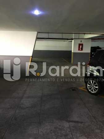 Garagem - Apartamento à venda Avenida Lineu de Paula Machado,Jardim Botânico, Zona Sul,Rio de Janeiro - R$ 2.380.000 - LAAP32193 - 27