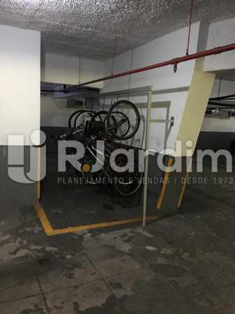 Garagem - Apartamento à venda Avenida Lineu de Paula Machado,Jardim Botânico, Zona Sul,Rio de Janeiro - R$ 2.380.000 - LAAP32193 - 26