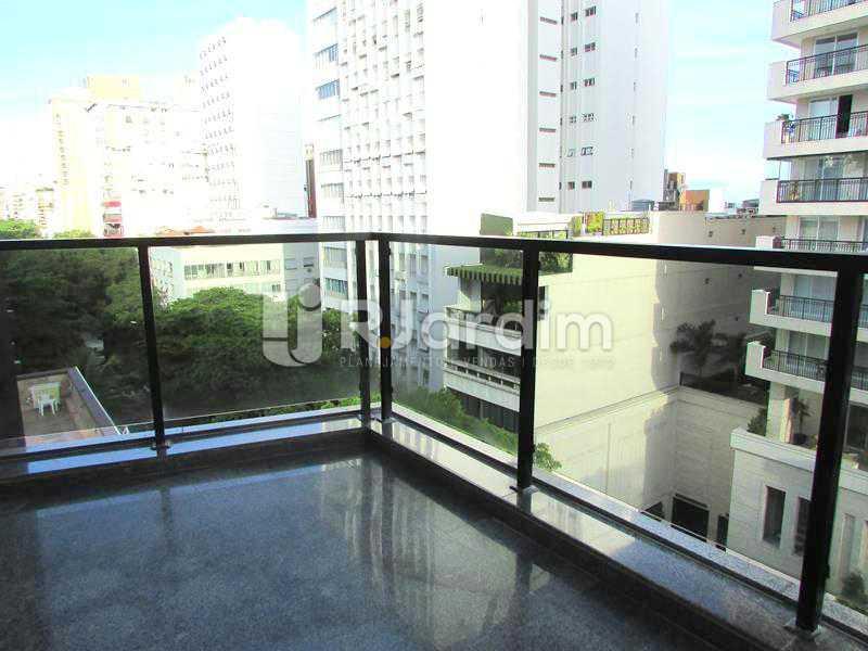 VARANDA  - Cobertura À Venda Rua Prudente de Morais,Ipanema, Zona Sul,Rio de Janeiro - R$ 3.890.000 - LACO20110 - 7
