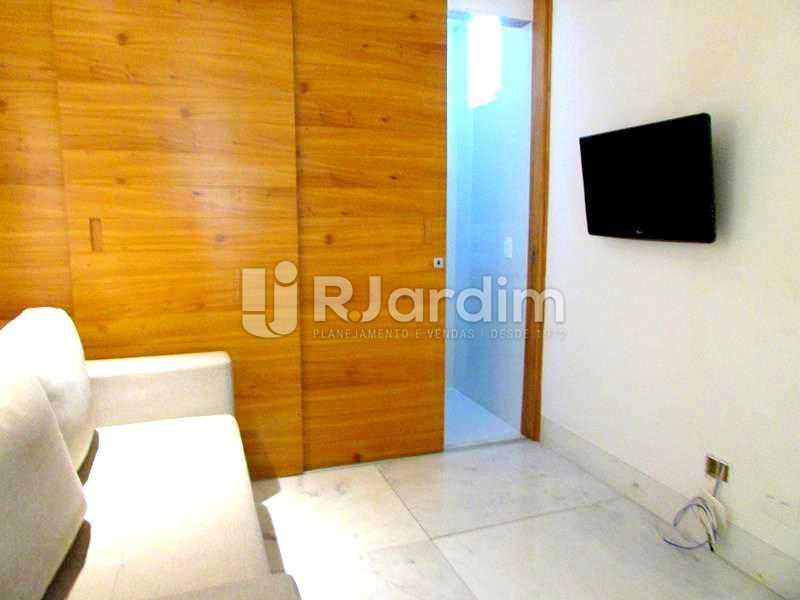 QUARTO - Cobertura À Venda Rua Prudente de Morais,Ipanema, Zona Sul,Rio de Janeiro - R$ 3.890.000 - LACO20110 - 10