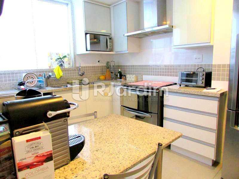 Cozinha - Cobertura À Venda Rua Prudente de Morais,Ipanema, Zona Sul,Rio de Janeiro - R$ 3.890.000 - LACO20110 - 26