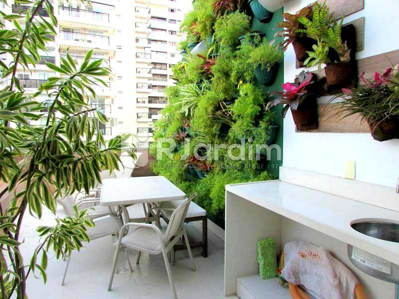 SALA - Cobertura À Venda Rua Prudente de Morais,Ipanema, Zona Sul,Rio de Janeiro - R$ 3.890.000 - LACO20110 - 14