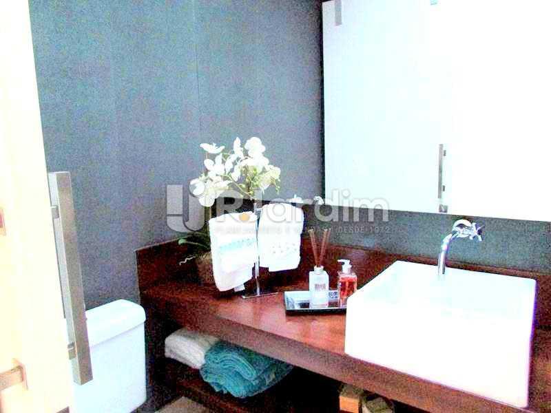 LAVABO - Cobertura À Venda Rua Prudente de Morais,Ipanema, Zona Sul,Rio de Janeiro - R$ 3.890.000 - LACO20110 - 19