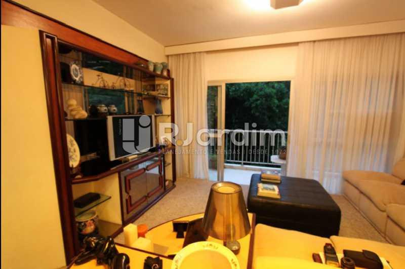 sala  - Apartamento À Venda Avenida Epitácio Pessoa,Lagoa, Zona Sul,Rio de Janeiro - R$ 1.300.000 - LAAP10392 - 11