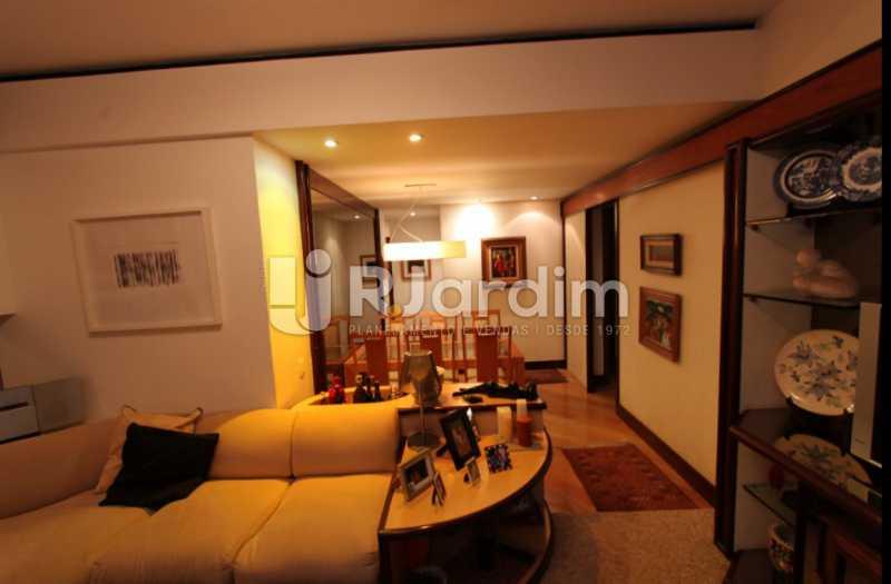 sala/entrada social  - Apartamento À Venda Avenida Epitácio Pessoa,Lagoa, Zona Sul,Rio de Janeiro - R$ 1.300.000 - LAAP10392 - 12