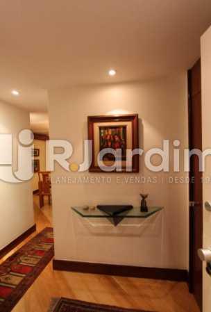 hall de entrada  - Apartamento À Venda Avenida Epitácio Pessoa,Lagoa, Zona Sul,Rio de Janeiro - R$ 1.300.000 - LAAP10392 - 8