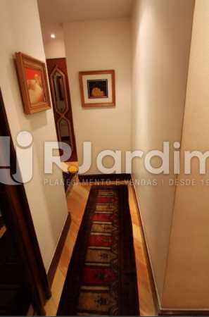 entrada social  - Apartamento À Venda Avenida Epitácio Pessoa,Lagoa, Zona Sul,Rio de Janeiro - R$ 1.300.000 - LAAP10392 - 7