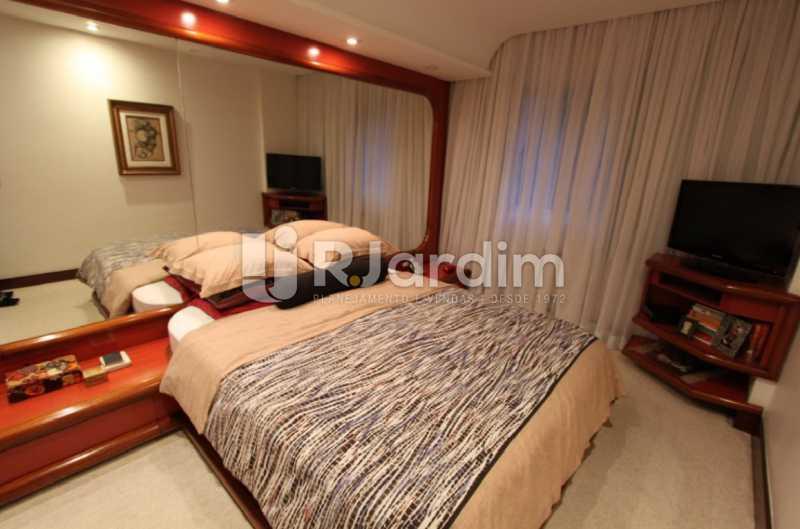 suíte  - Apartamento À Venda Avenida Epitácio Pessoa,Lagoa, Zona Sul,Rio de Janeiro - R$ 1.300.000 - LAAP10392 - 14