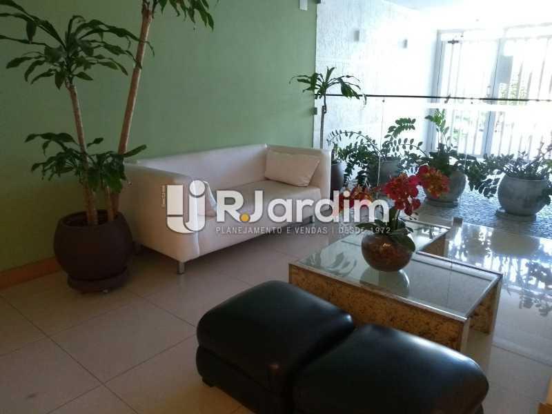 portaria  - Apartamento À Venda Avenida Epitácio Pessoa,Lagoa, Zona Sul,Rio de Janeiro - R$ 1.300.000 - LAAP10392 - 5