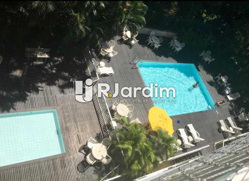 piscinas adultos/infantil - Apartamento À Venda Avenida Epitácio Pessoa,Lagoa, Zona Sul,Rio de Janeiro - R$ 1.300.000 - LAAP10392 - 18