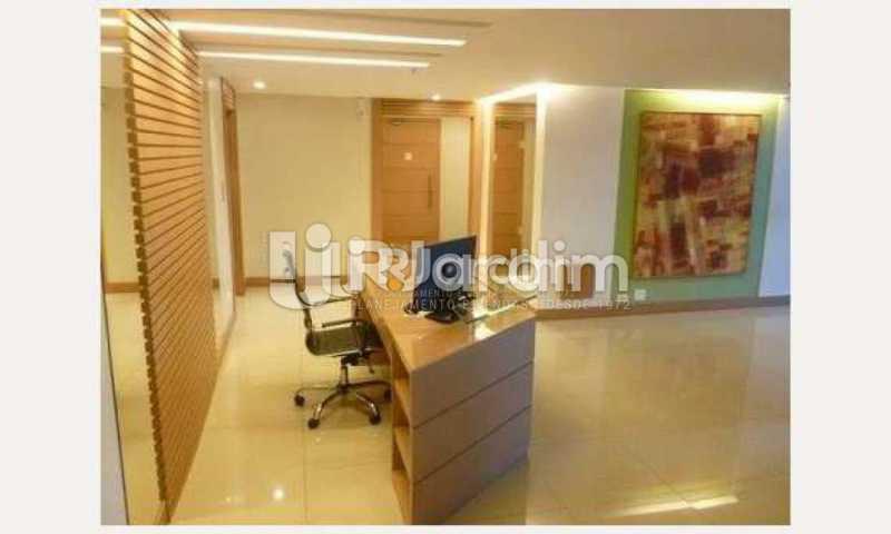 portaria  - Apartamento À Venda Avenida Epitácio Pessoa,Lagoa, Zona Sul,Rio de Janeiro - R$ 1.300.000 - LAAP10392 - 3