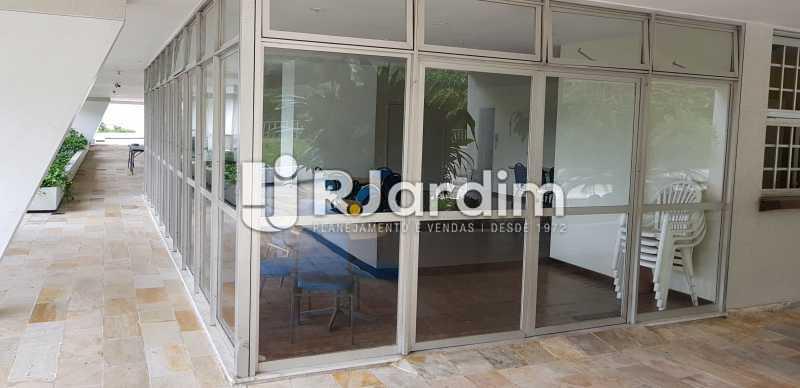 salão de festas  - Apartamento À Venda Avenida Epitácio Pessoa,Lagoa, Zona Sul,Rio de Janeiro - R$ 1.300.000 - LAAP10392 - 26