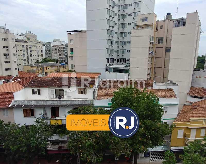 Vista - Flat Rua Professor Azevedo Marques,Leblon, Zona Sul,Rio de Janeiro, RJ À Venda, 1 Quarto, 56m² - LAFL10100 - 7