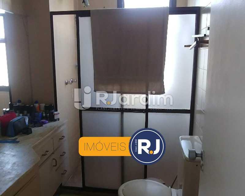 Banheiro - Flat À Venda - Leblon - Rio de Janeiro - RJ - LAFL10100 - 15