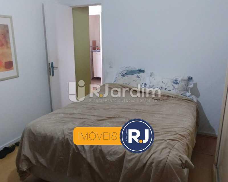Quarto - Flat Rua Professor Azevedo Marques,Leblon, Zona Sul,Rio de Janeiro, RJ À Venda, 1 Quarto, 56m² - LAFL10100 - 14