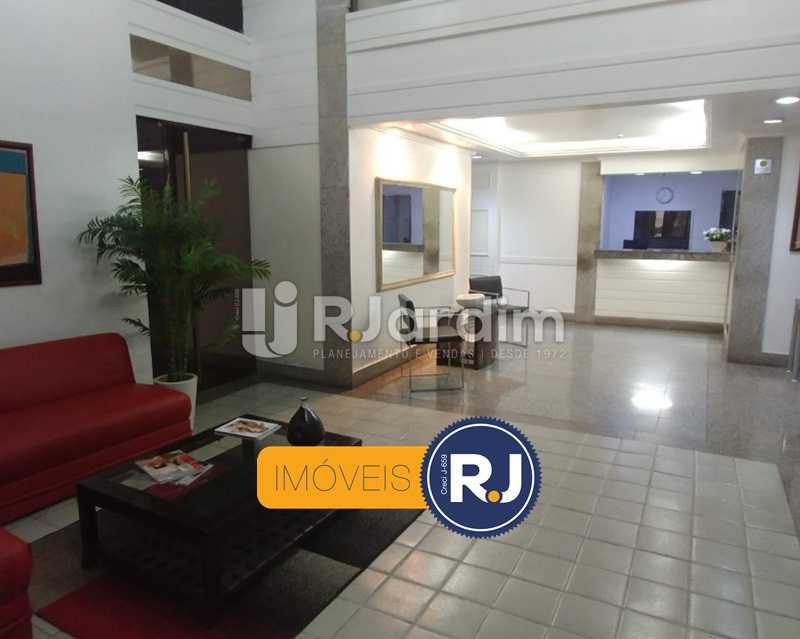 Portaria - Flat À Venda - Leblon - Rio de Janeiro - RJ - LAFL10100 - 23