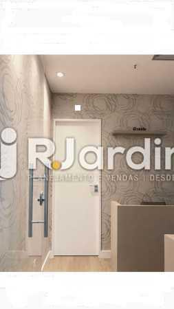 ACESSO A SALA - Sala Comercial Para Alugar - Ipanema - Rio de Janeiro - RJ - LASL00215 - 1