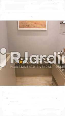 RECEPÇÃO - Sala Comercial Para Alugar - Ipanema - Rio de Janeiro - RJ - LASL00215 - 3