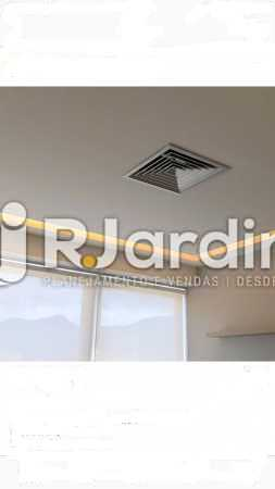 AR CENTRAL - Sala Comercial Para Alugar - Ipanema - Rio de Janeiro - RJ - LASL00215 - 7