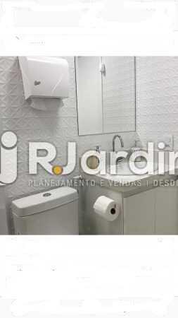BANHEIRO - Sala Comercial Para Alugar - Ipanema - Rio de Janeiro - RJ - LASL00215 - 9