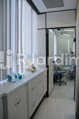 Recepção - Sala Comercial no Edifício Fórum em Ipanema - LASL00216 - 6