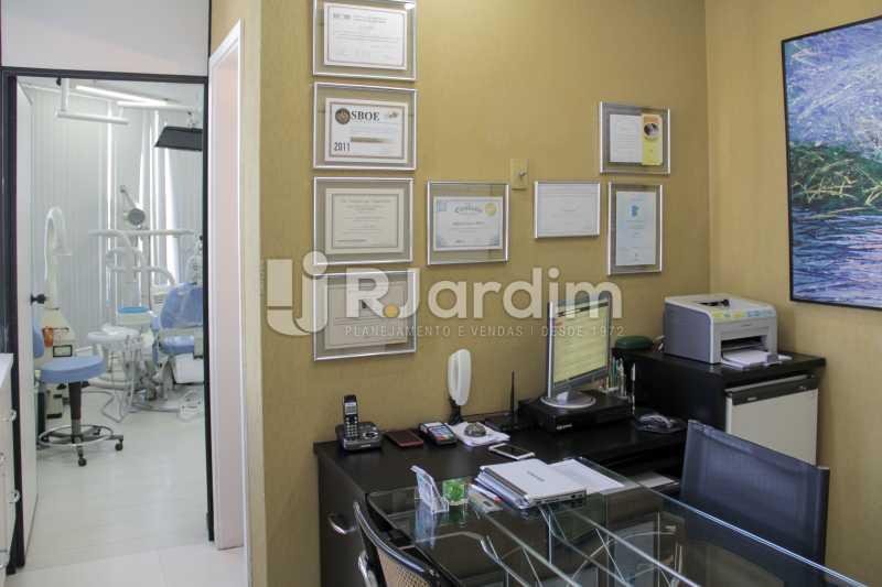 Recepção - Sala Comercial no Edifício Fórum em Ipanema - LASL00216 - 8