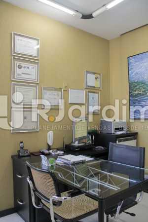 Recepção - Sala Comercial no Edifício Fórum em Ipanema - LASL00216 - 9