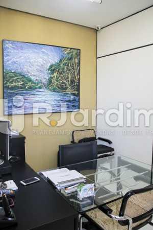 Recepção - Sala Comercial no Edifício Fórum em Ipanema - LASL00216 - 10