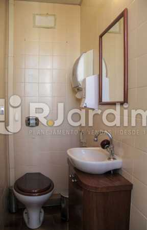 Banheiro - Sala Comercial no Edifício Fórum em Ipanema - LASL00216 - 15