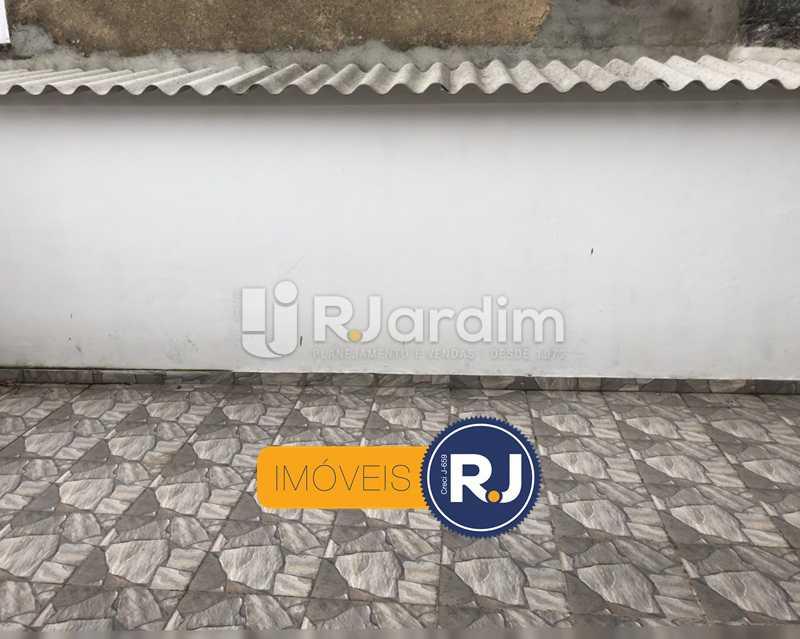 Terraço - Casa de Vila Rua Mendes Tavares,Vila Isabel, Zona Norte - Grande Tijuca,Rio de Janeiro, RJ À Venda, 3 Quartos, 185m² - LACV30010 - 23
