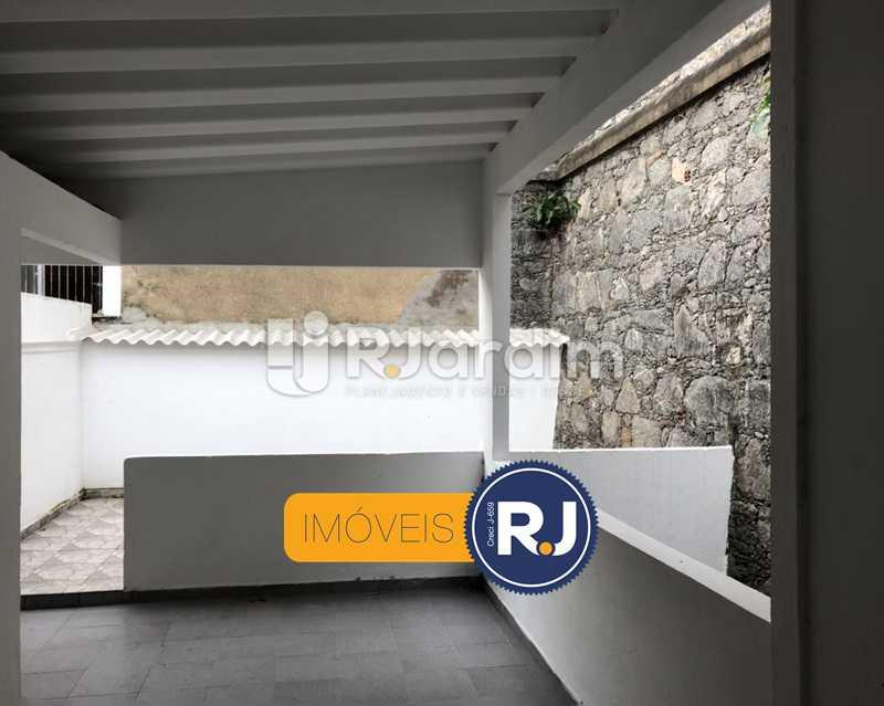 Terraço - Casa de Vila Rua Mendes Tavares,Vila Isabel, Zona Norte - Grande Tijuca,Rio de Janeiro, RJ À Venda, 3 Quartos, 185m² - LACV30010 - 24