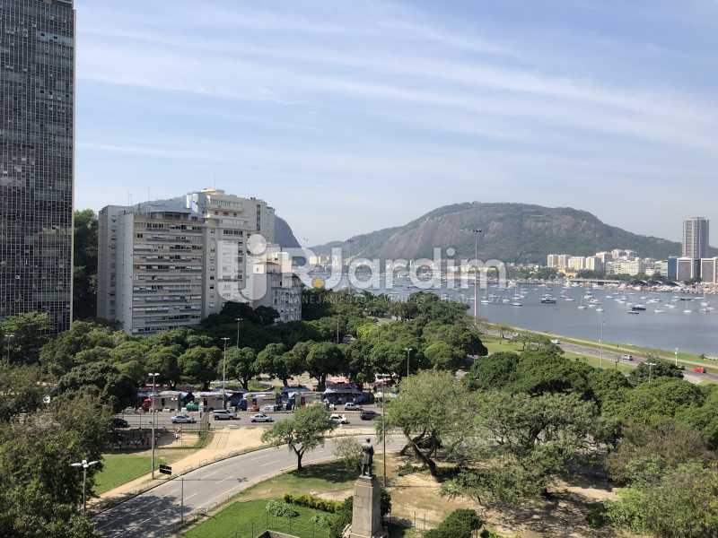 Vista enseada - Apartamento à venda Praia de Botafogo,Botafogo, Zona Sul,Rio de Janeiro - R$ 2.200.000 - LAAP40808 - 3