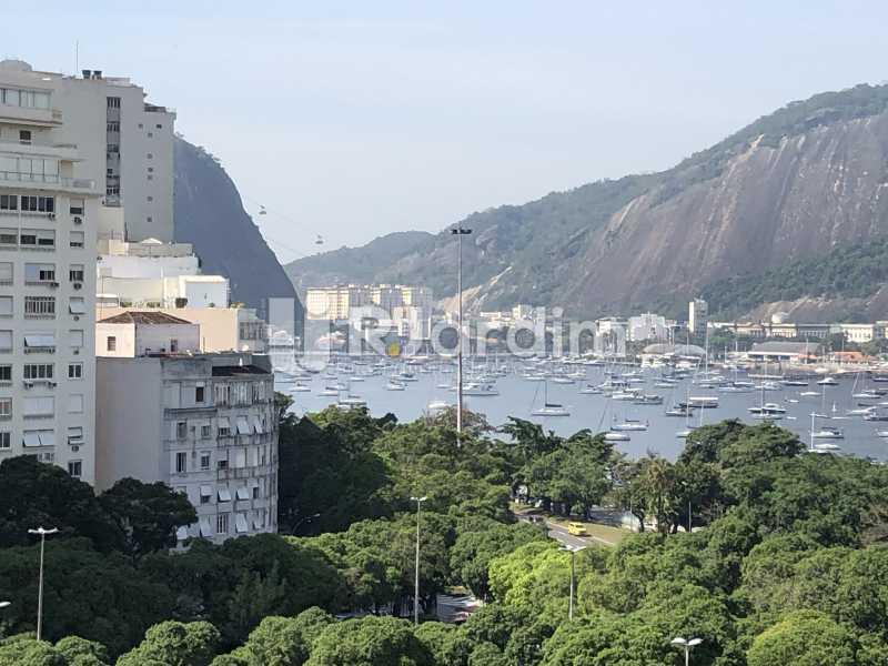 Vista enseada - Apartamento à venda Praia de Botafogo,Botafogo, Zona Sul,Rio de Janeiro - R$ 2.200.000 - LAAP40808 - 4